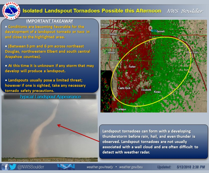 landspout: Latest news, Breaking headlines and Top stories