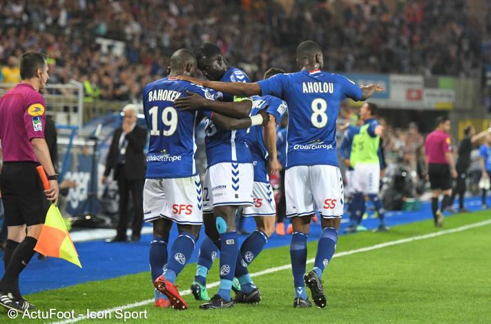 Video: Strasbourg vs Olympique Lyon