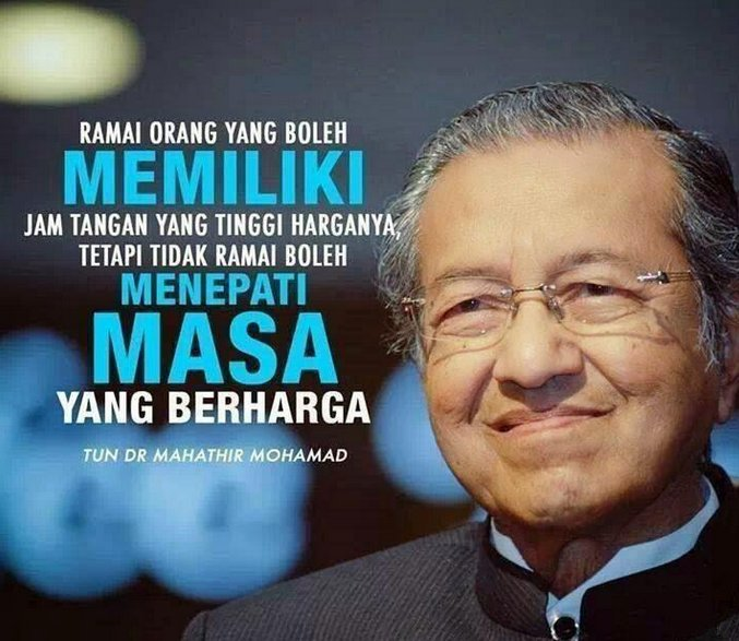 35 Of The Best Quotes By Mahathir Mohamad Quoteikon