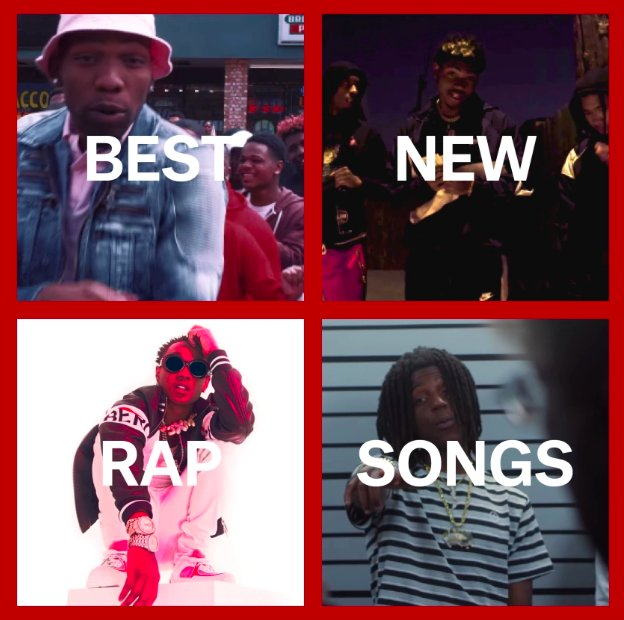 10 best rap songs you need to listen to. thefader.com/2018/05/10/10-…