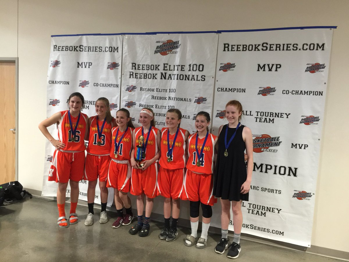 Illinois Inferno On Twitter U Is The Reebok Elite  National Tourney Champs Very Gutsy Win To Finish The Day Off Congrats To Lexi Schwiderski For