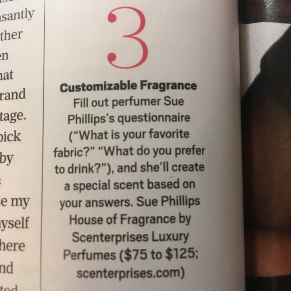 test Twitter Media - MOTHER'S DAY GIFT? Our GIFT CERTIFICATE to create her OWN fragrance on-line. Complete our Scent Quiz and we'll create and ship her BESPOKE perfume. Unique, Innovative, Beautiful quality perfumes at our Fragrance Bar! We're featured in O magazine!  https://t.co/61enealK6l https://t.co/HUFdTjqSWu