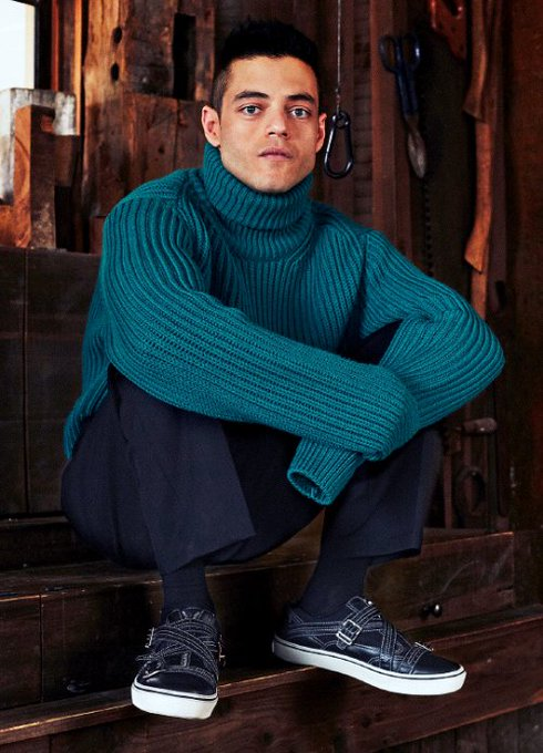 Happy Birthday to one of the best actors out there and the man of my life, Rami Malek I love you so much