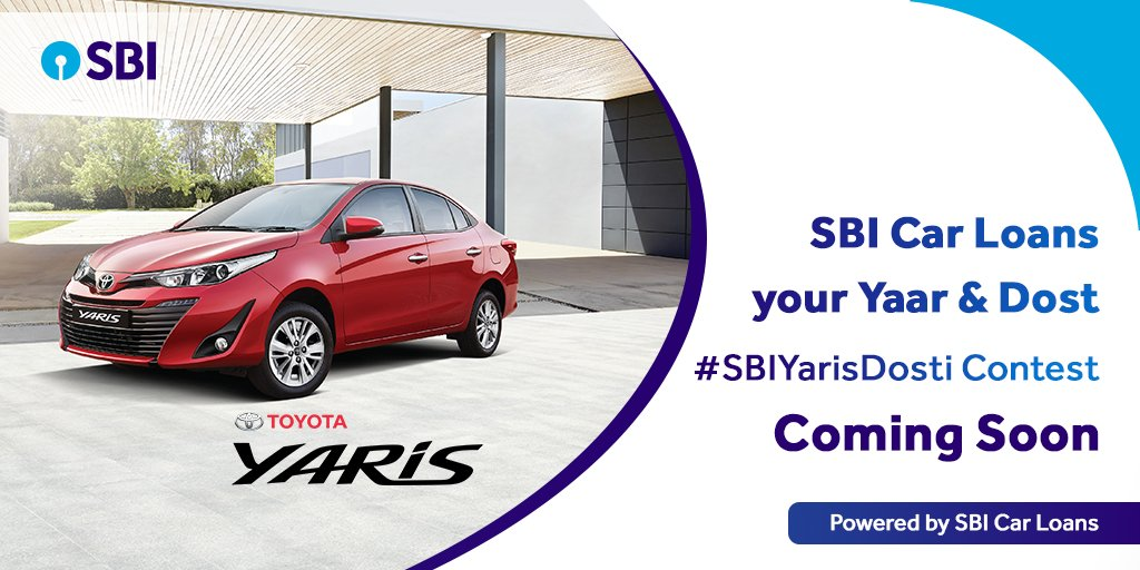 State Bank Of India On Twitter Win With Sbi Car Loans Here S An