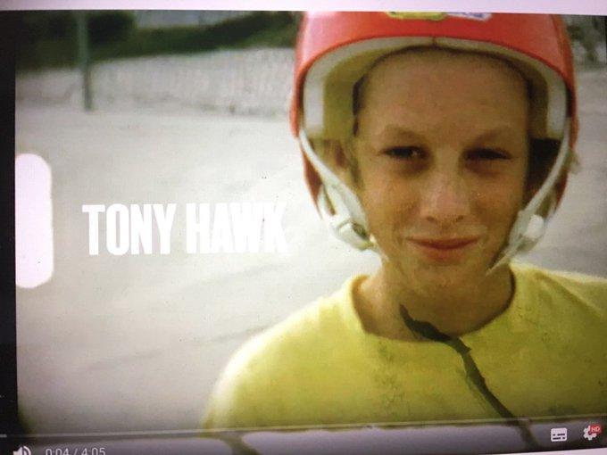 50 tricks at age 50, Happy Birthday TonyHawk