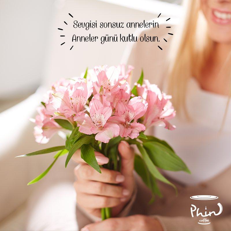Sevgisi sonsuz annelerin Anneler günü kutlu olsun. #Phincoffee #Coffee #BenimCevahirim #İstanbul