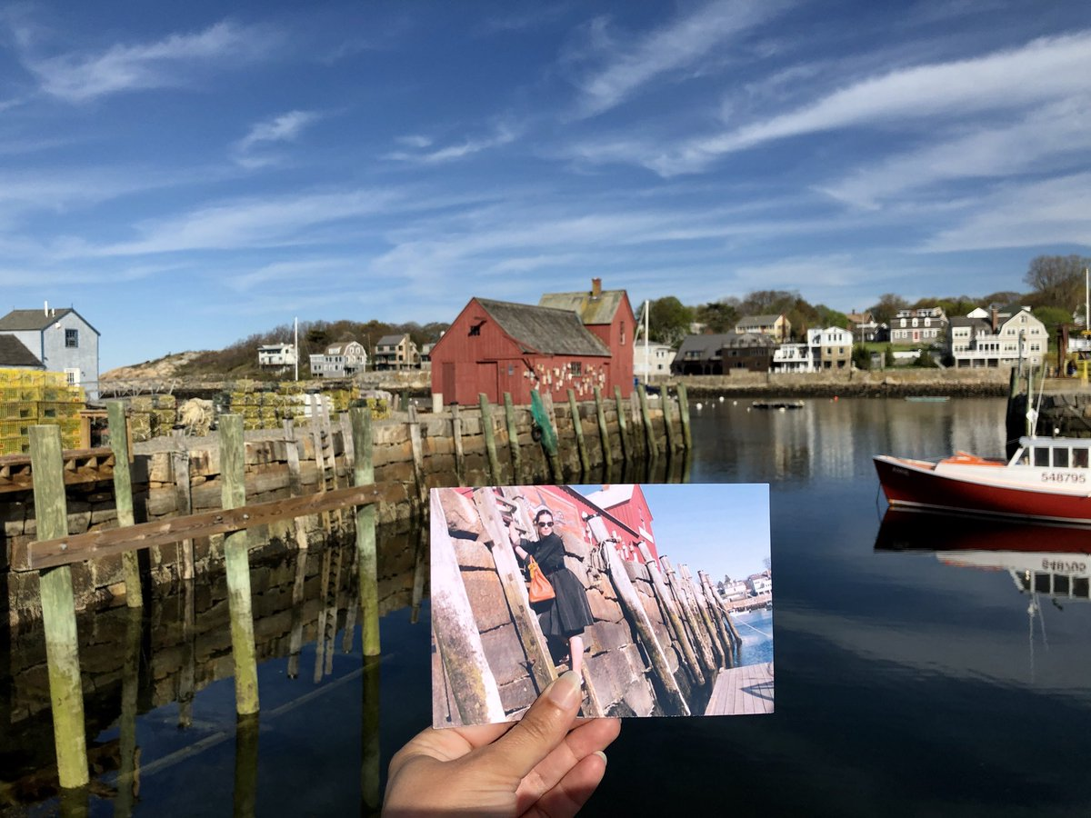 Andrea David On Twitter In Love With Rockport Massachusetts In The Movie The Proposal It Can Be Seen As Alaskan Village Sitka