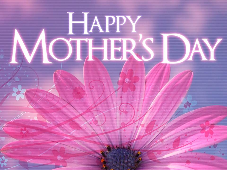 To all the present and soon to be Moms, may today be filled with Love, Joy and Laughter.   HAPPY MOTHER'S DAY TO YOU ALL! https://t.co/MUKR2I7WGh