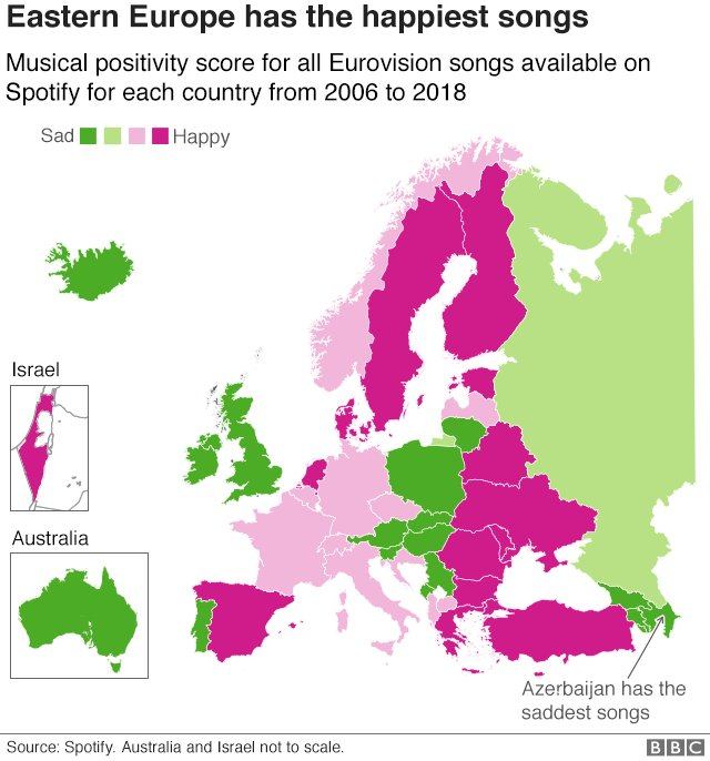 Simon Kuestenmacher On Twitter Awesome Eurovision Map Musical