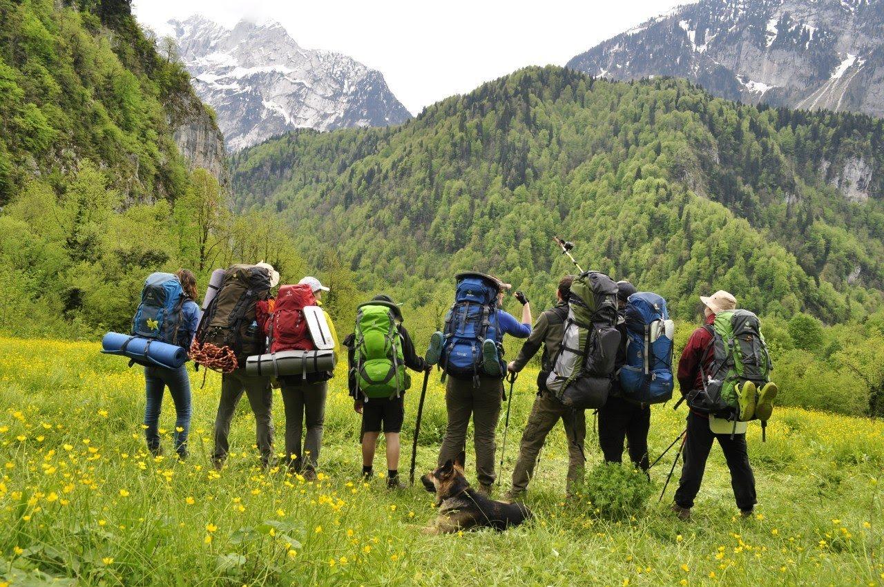 Картинки поездки в горы