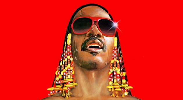 Happy Birthday to the greatest musician alive - Stevie Wonder