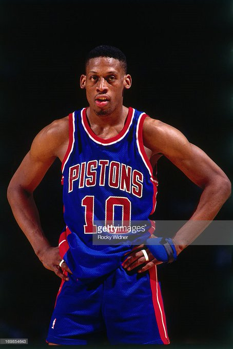 Happy birthday Dennis Rodman(born 13.5.1961)