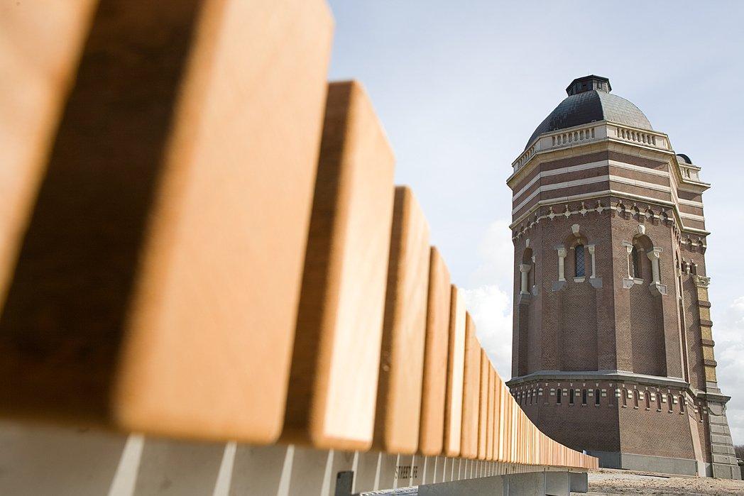 Wij dragen ook bij aan het behoud van deze mooie watertoren #buitenschilonderhoud