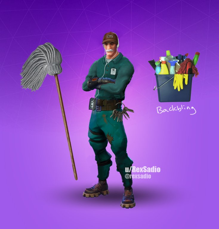 Fortnite Info On Twitter Quot Concepto E Idea De Skin De