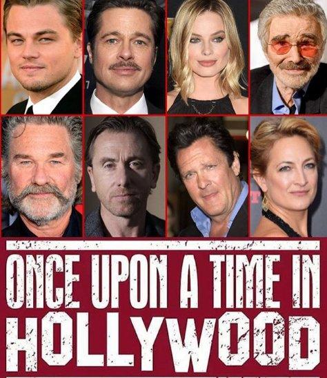 Resultado de imagen para once upon a time in hollywood