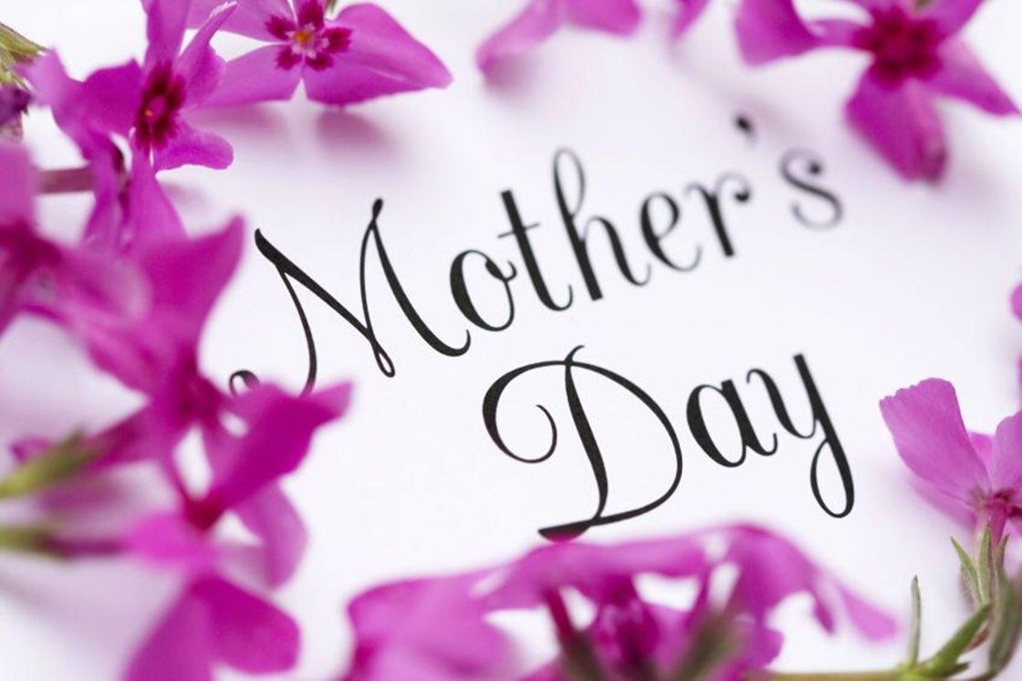 Открытка на английском день матери, программа