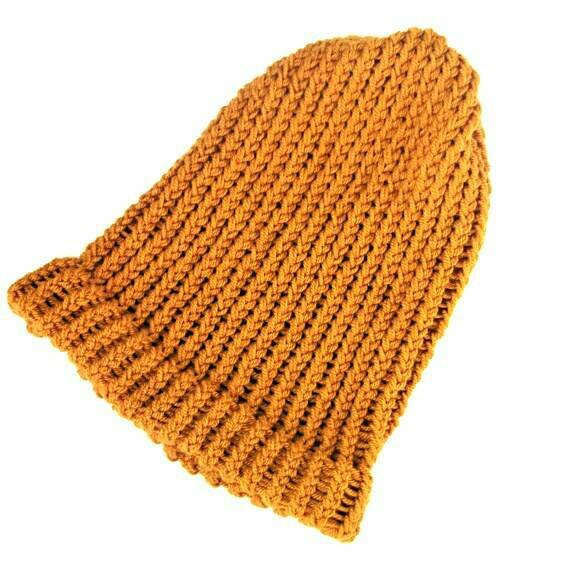 3b31a2cf140 Mustard yellow slouch hat yellow slouch beanie slouchy beanie hat golden mustard  yellow slouchy knit hat yellow slouch hat grunge beanie ...