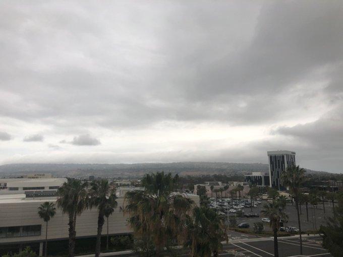 Happy birthday d une Californie nuageuse cher Daniel !