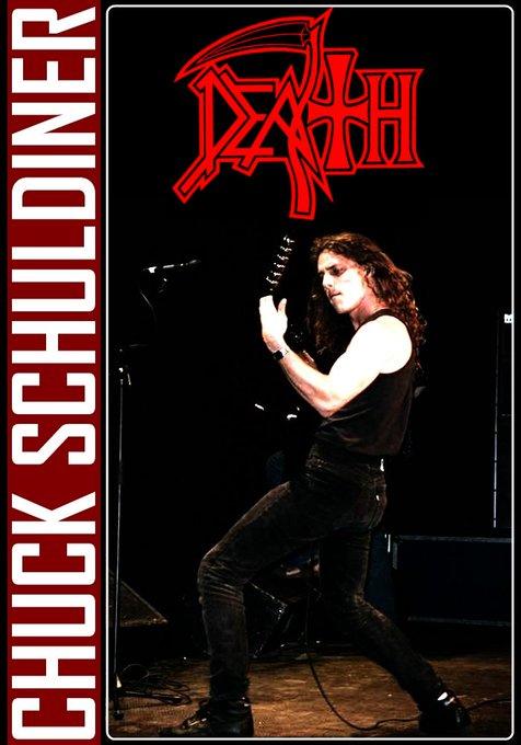 Chuck Schuldiners Birthday Celebration Happybdayto