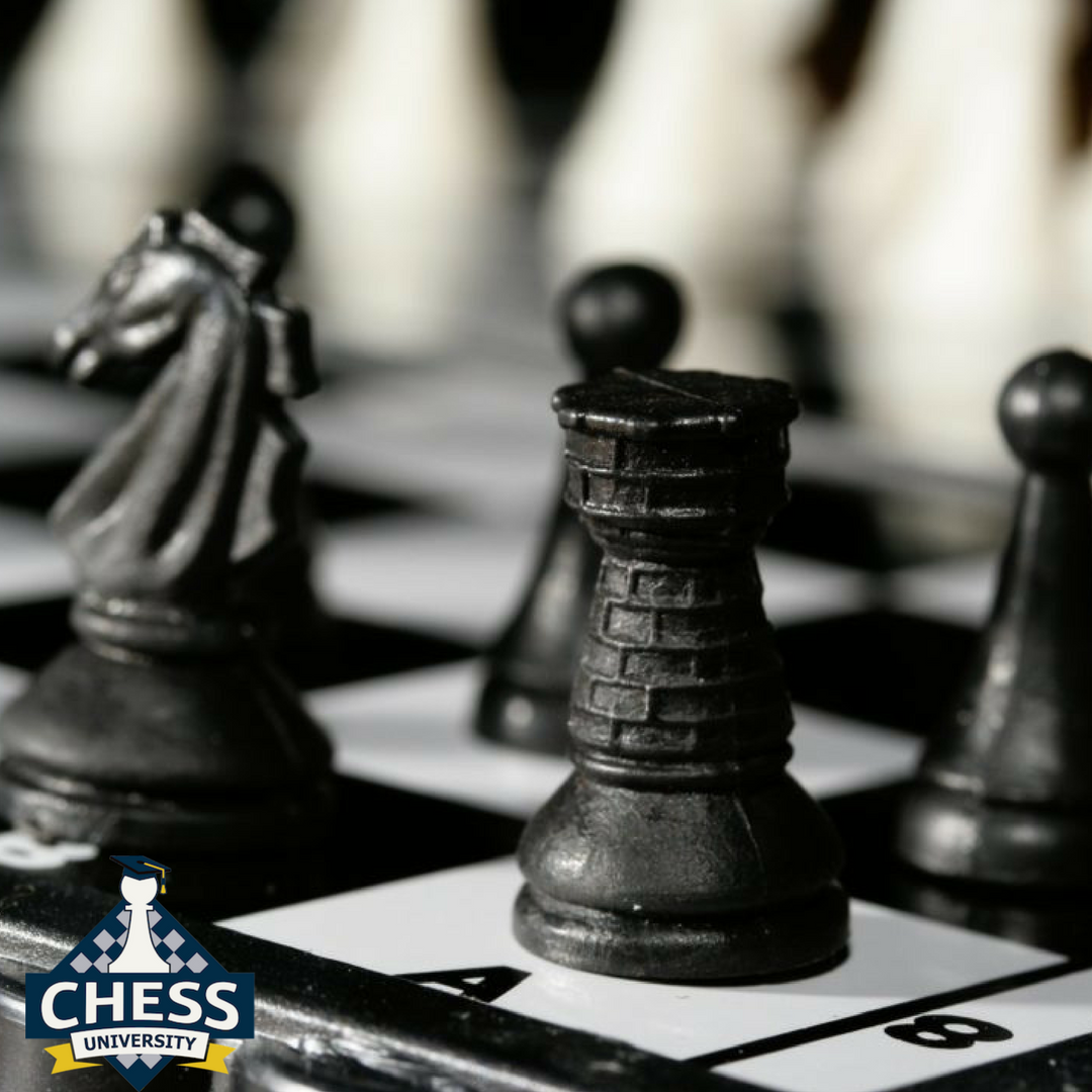By exchange active pieces of your opponent on your inactive once you gain the advantage. #ChessUniversityOnline #LearnChess #KairavJoshi #Chesstips #ChessLife #mindgame #boardgame #tips