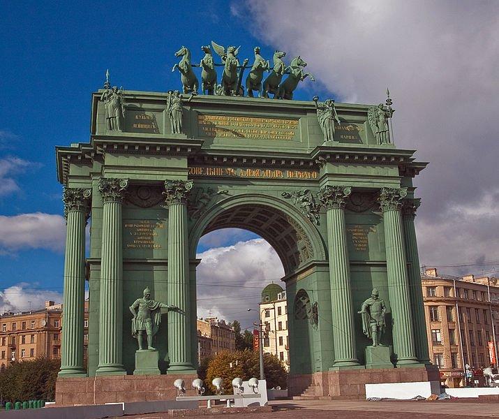 Известные ворота мира фото