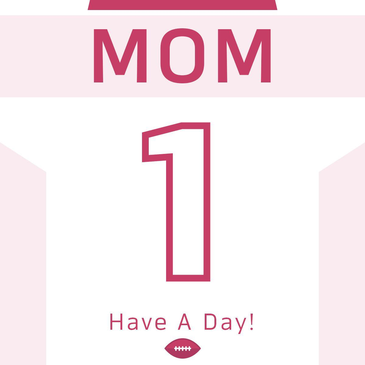 Have a day, MOM! #HappyMothersDay https://t.co/bkqmLTrR89