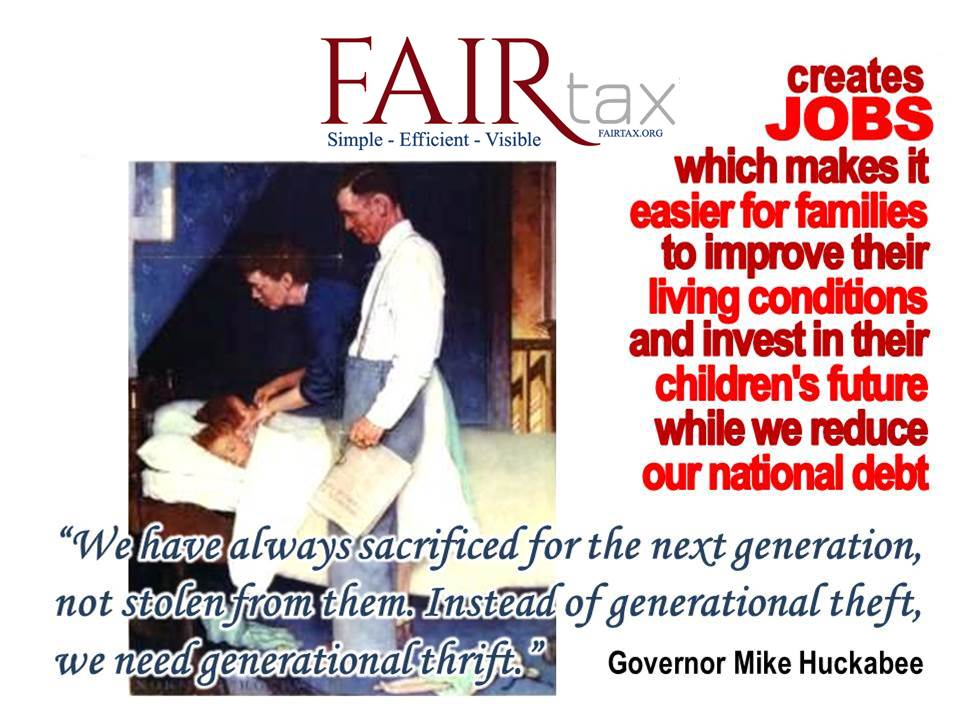 Yes @GovMikeHuckabee we do sacrifice but we have also stolen. Time to fix our mistakes with #TrueTaxReform to #MTFA. @realDonaldTrump @Mike_Pence @larry_kudlow @MariaBartiromo @dagenmcdowell @MorningsMaria<br>http://pic.twitter.com/u8v8dL6bp7