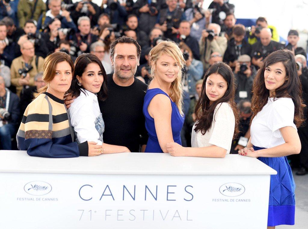 Le casting féminin du film Le grand bain
