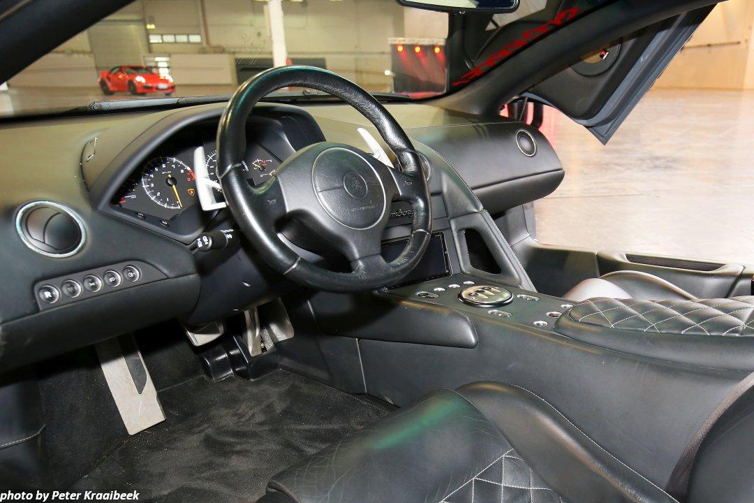 Superdreamcars On Twitter Lamborghini Murcielago Lp640 Interior