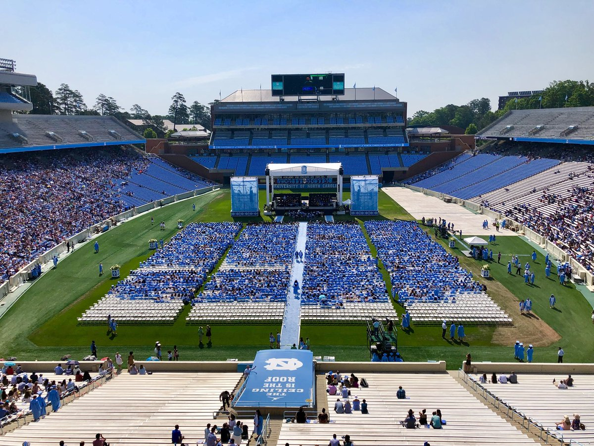 Congratulations @UNC_2018! You did it! Have a wonderful day celebrating this amazing milestone! And a very happy Mother's Day to all mothers here and around the world! #UNCgrad https://t.co/yoPGx1Pknq