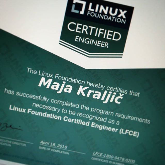 22nds On Twitter Finally Certified Engineer To Celebrate I Will
