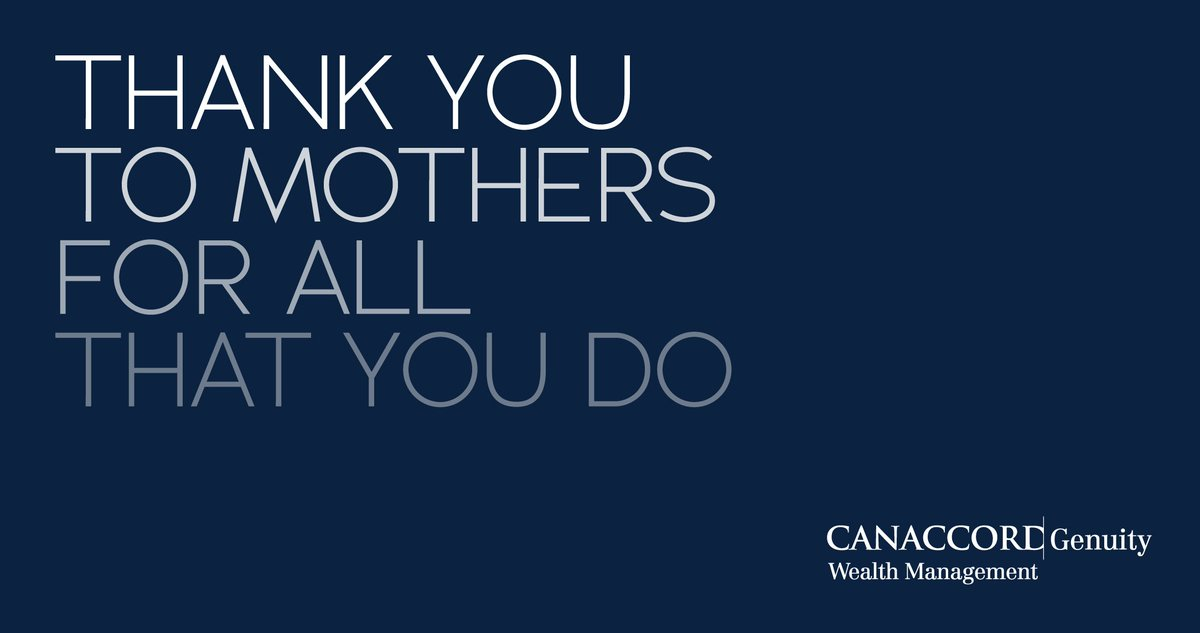 Happy Mothers Day from all of us at Canaccord Genuity Wealth Management https://t.co/9gSsB7Hp9z