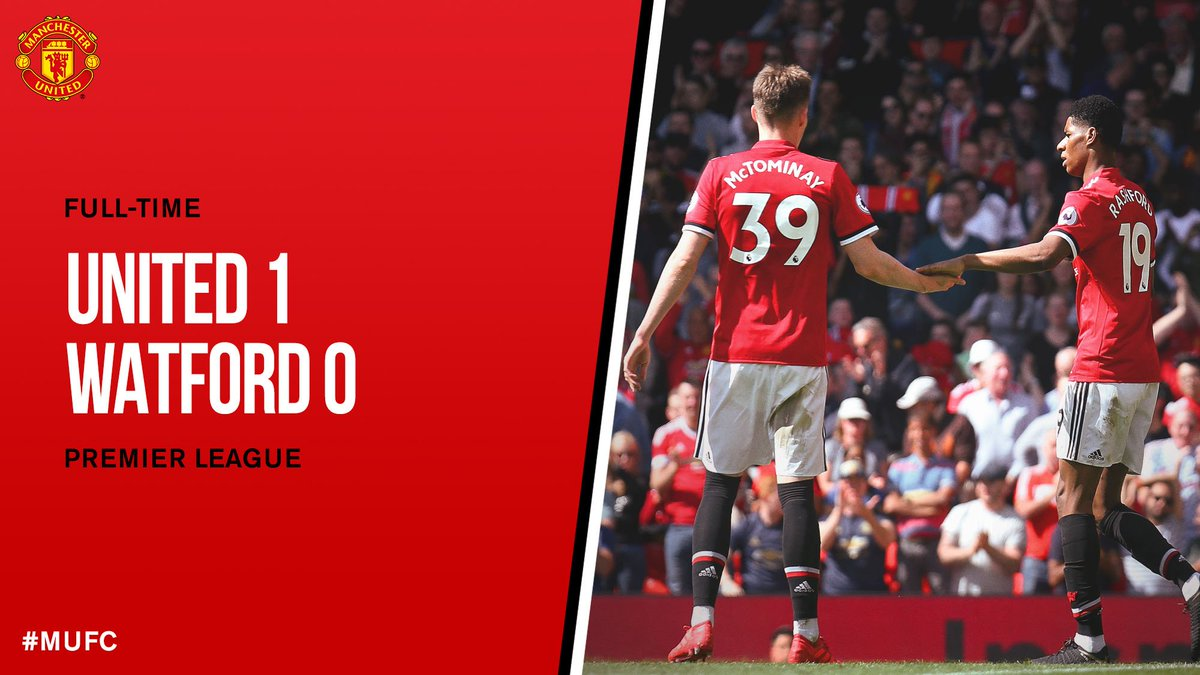 Chấm điểm: Manchester United 1-0 Watford