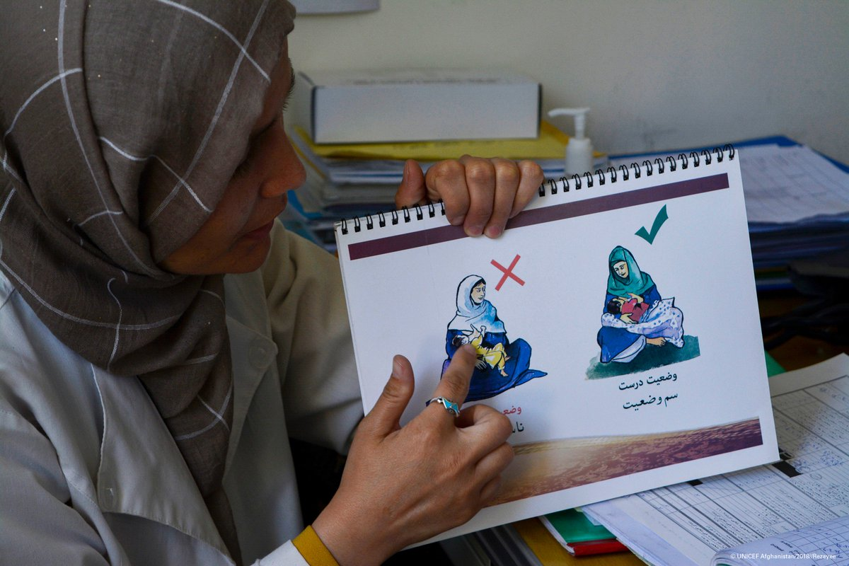 Fatima is a midwife who loves her job. She travels everyday from #Kabul to #Panjshir to talk to mothers about nutrition for their children.  #MothersDay #AfghanHero #EveryChildALIVE