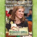 Image for the Tweet beginning: Feliz Dia das Mães! Happy