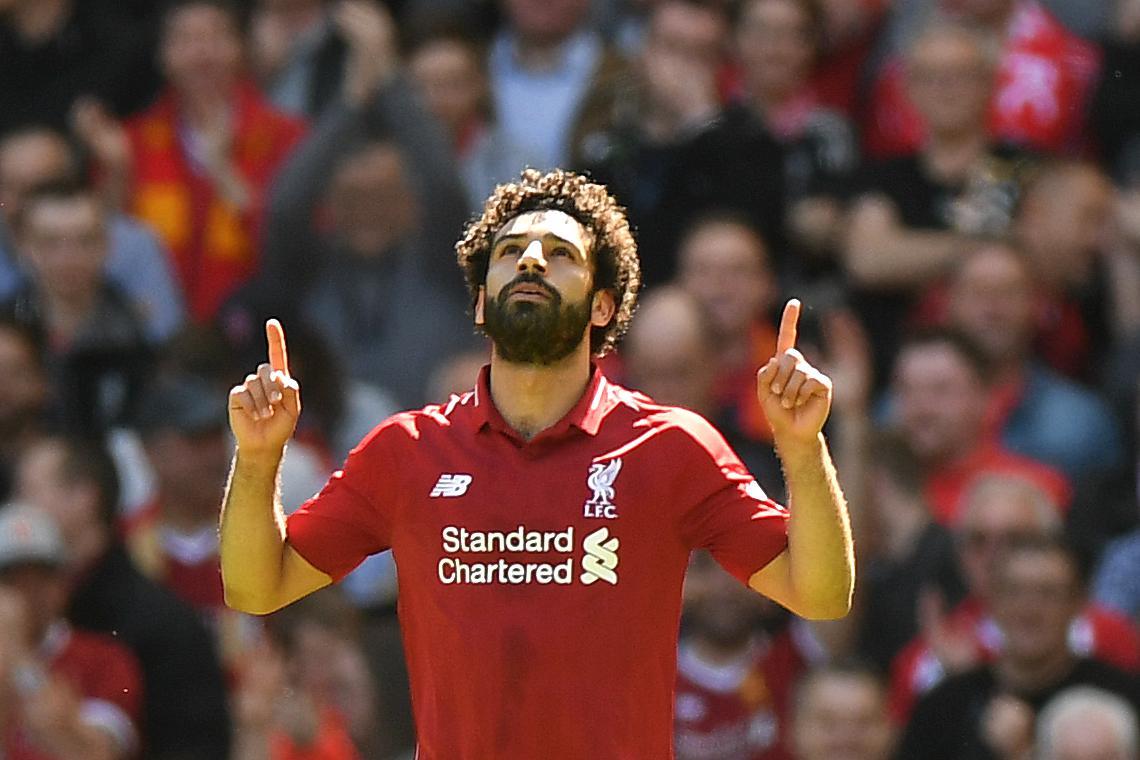 Mohamed Salah: Mohamed Salah (@MoSalah)