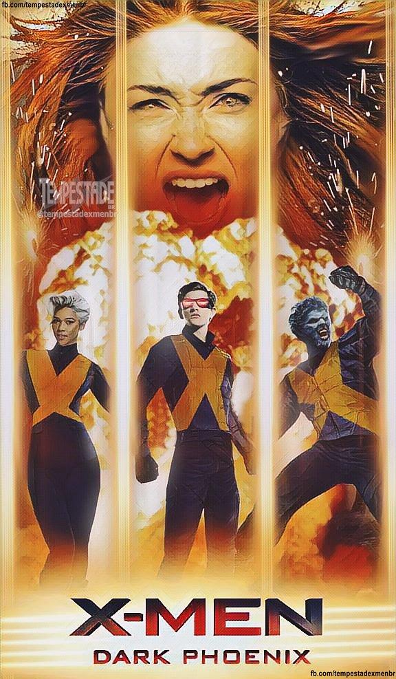 X,Men Dark Phoenix Fan Art \u0026 Manips Thread