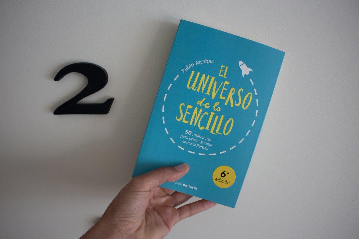 UniversoDeLoSencillo, Pablo Arribas, Nube de tinta and Somos Infinitos