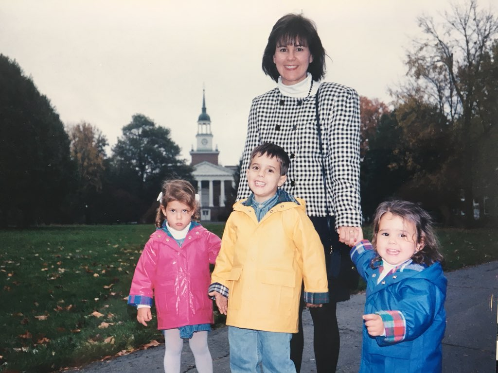 Happy Mother's Day to my amazing Mom, Nancy Fritsch, to my wonderful wife, Karen (the best Mom 3 kids could ever have!) and to all of Americas incredible Moms! Have a great #MothersDay!