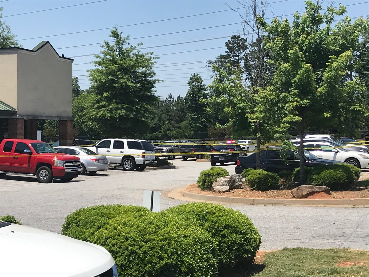 Off-duty GA. officer working church security detail involved in shooting