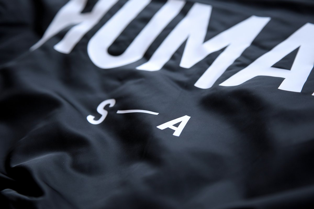 HUMAN | Tomorrow | @AlphaIndustries | Limited Supply
