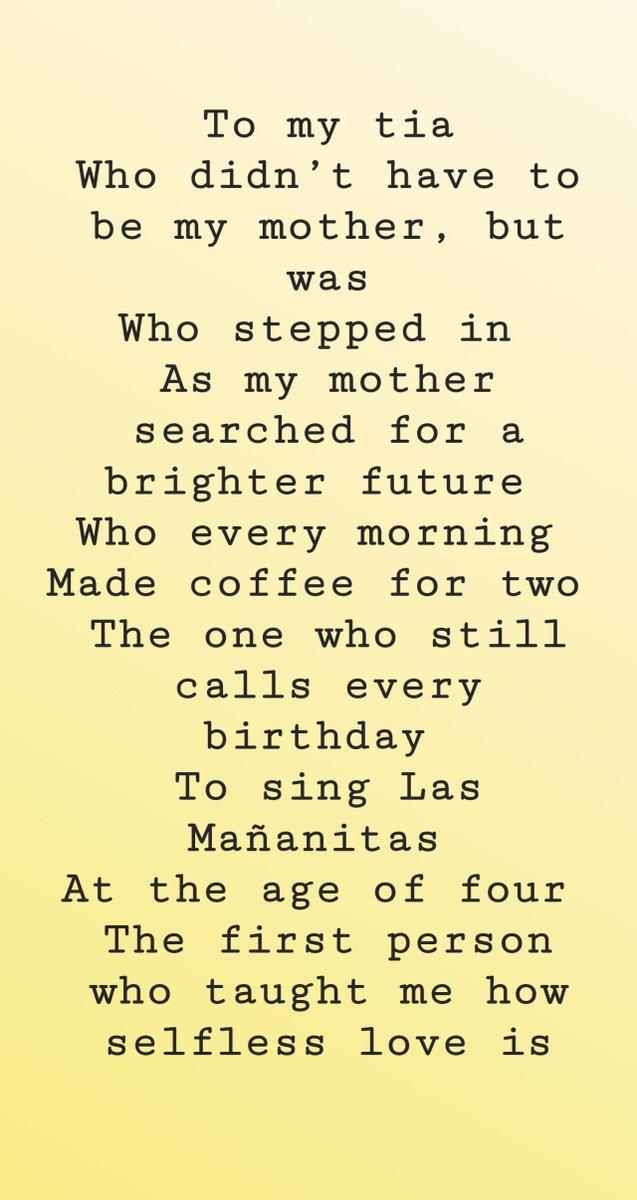 selfless love poem