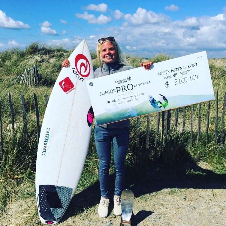 Well done Eveline!! We are proud to support such a driven and talented person as you are! Let's continue the process! 👏👏👏🤙🤙🤙