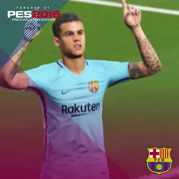 ⚽️ 59. GOAL. Coutinho pulls one back #LevanteBarça https://t.co/wMCgbZo2le