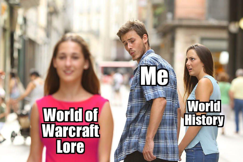 Warcraft Memes Warcraftmeme Twitter