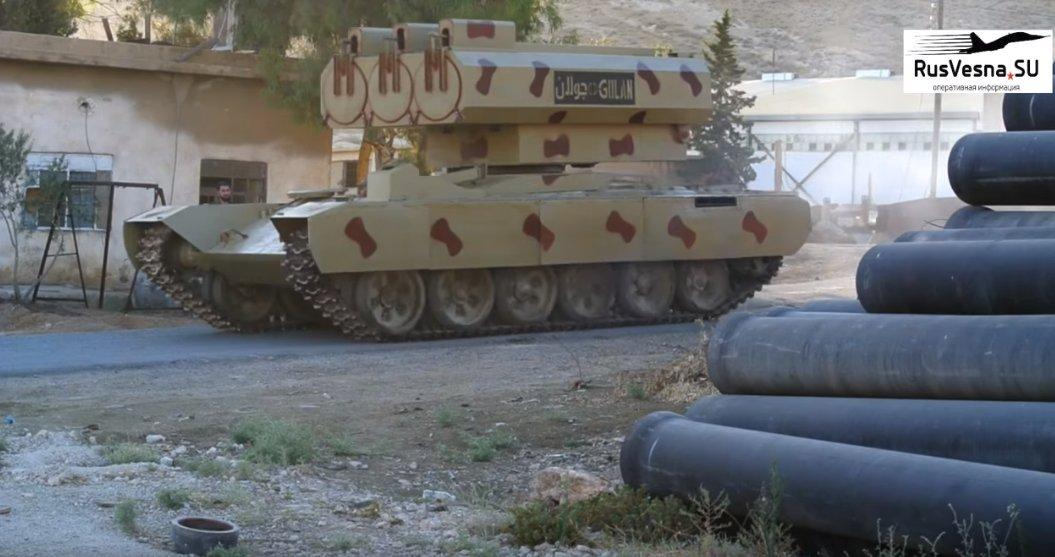 Syrian Arab Army (SAA) - Page 4 DdGlsqUWkAIPa2s