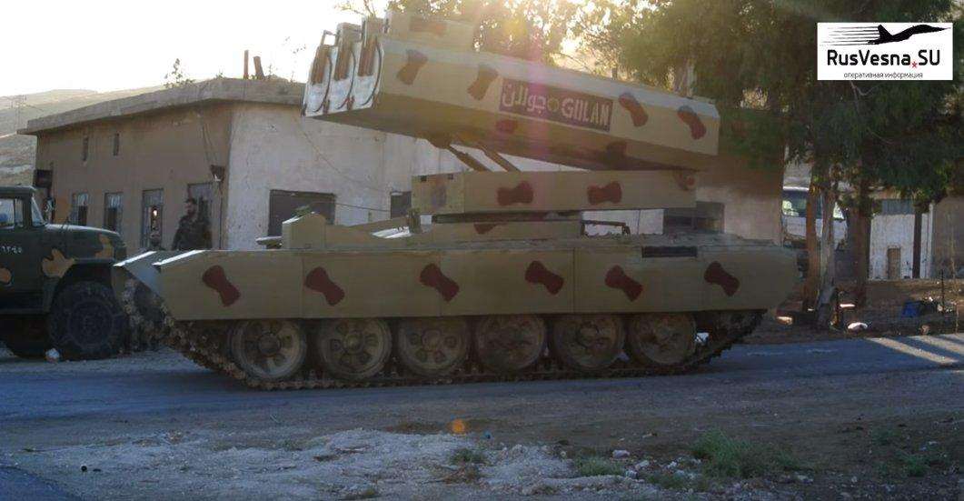 Syrian War: News #18 DdGlxovXkAE3B2w