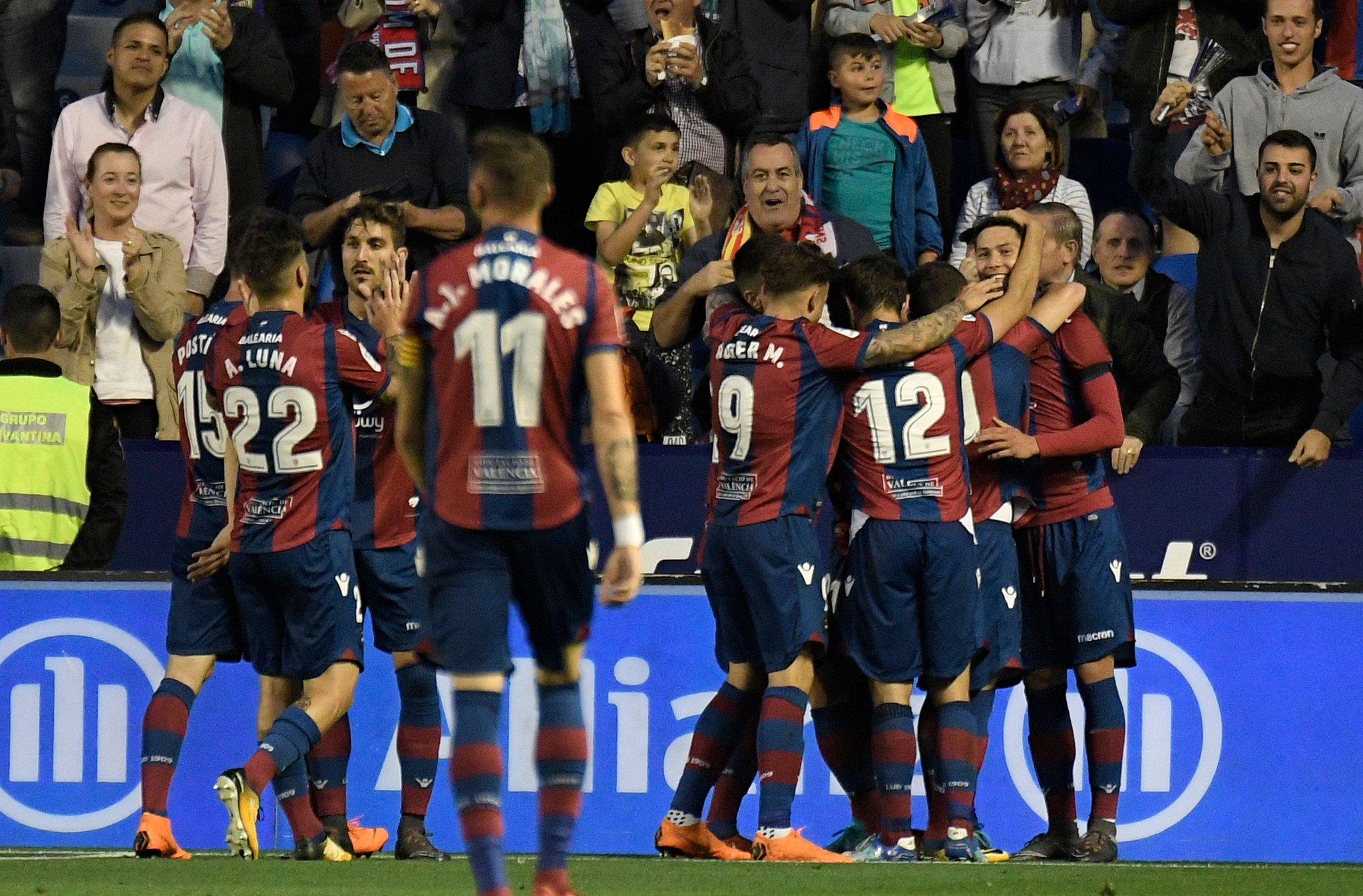 أهداف مباراة برشلونة و ليفانتي