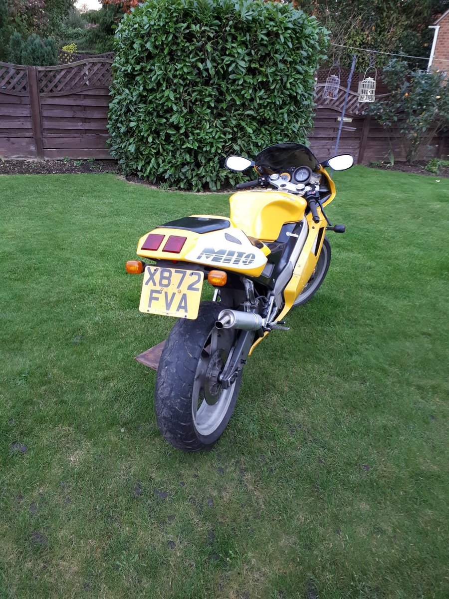 2001 Cagiva Mito 125 on Twitter