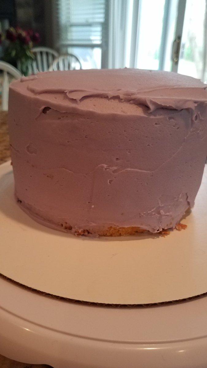 Barely Adequate Bakery On Twitter White Wedding Cake With Lemon